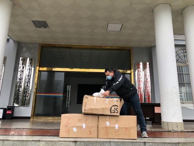 共饮丹江水,北京这个街道对口支援湖北丁家营镇抗疫图片