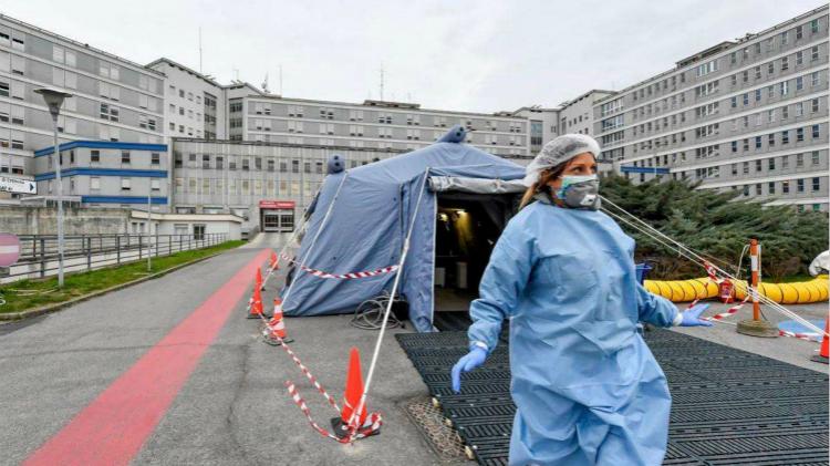 视频|欧洲疫情全面升级 英国拉响最高级警报图片