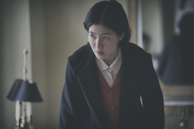 「蓝冠」获日本电影学院蓝冠奖最佳女主图片