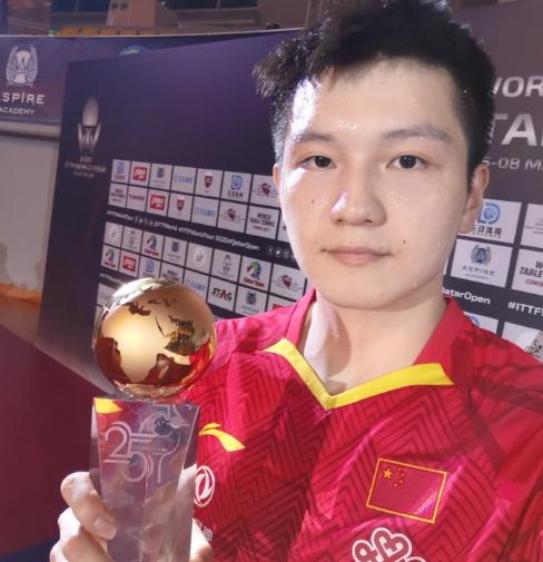 樊振东男单决赛告捷,国乒卡塔尔赛4冠收官图片