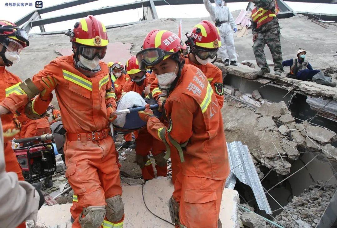 福建泉州酒店坍塌已致7人遇难 仍有28人被困!楼房业主被控制【图】