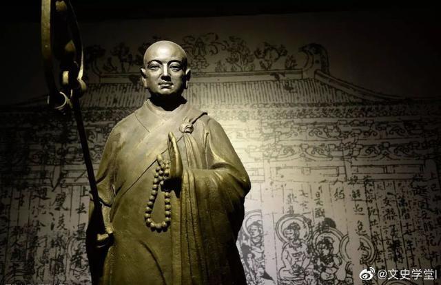历史上的今天 公元664年3月7日大唐高僧玄奘圆寂