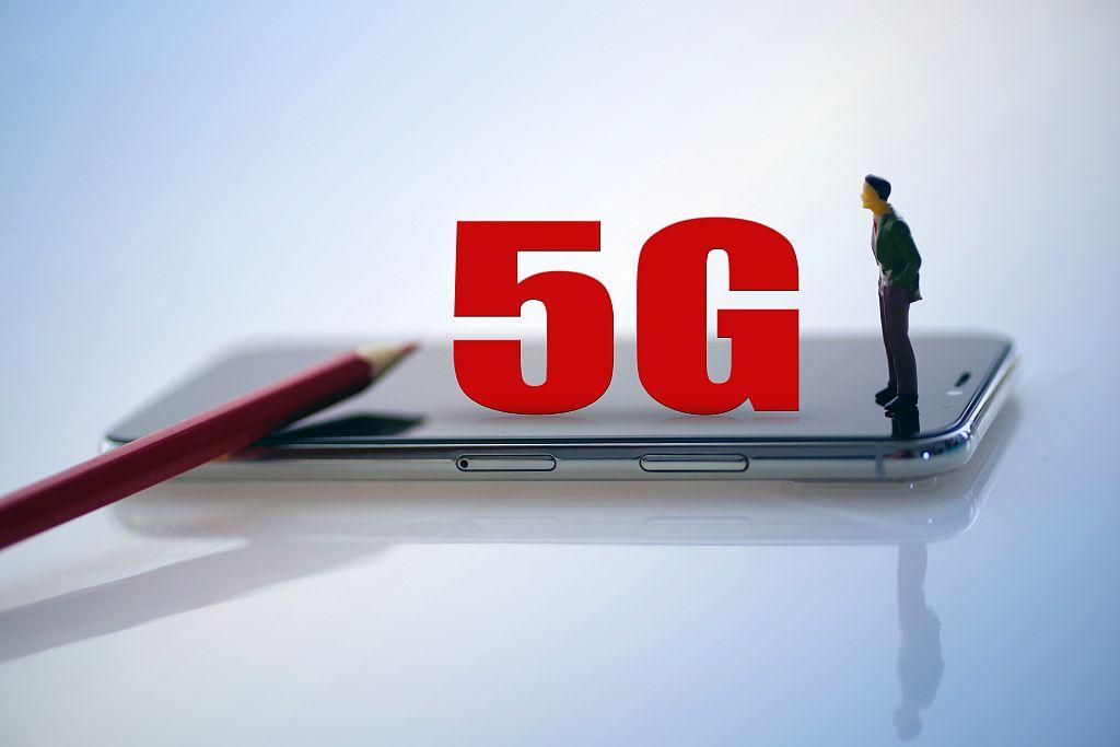 蓝冠:手机出货量蓝冠中5G手机占比图片