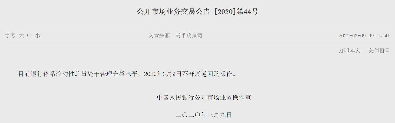 来源:央行官网