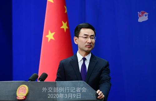 外交部:中国帮助巴基斯坦治理蝗灾 同时助巴方抗击疫情图片