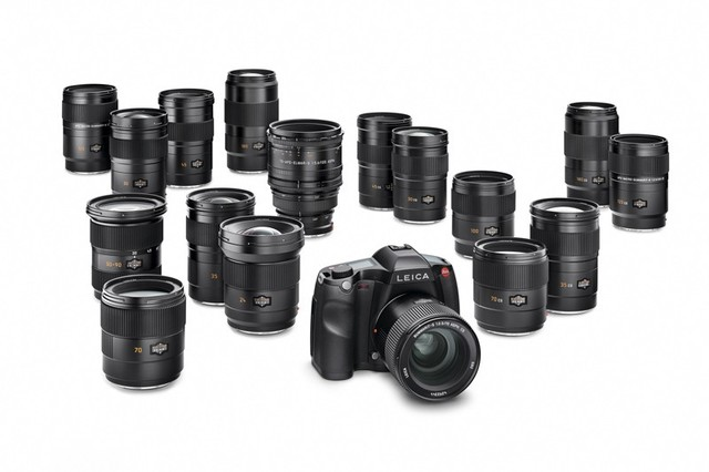 145500元考虑一下?徕卡S3中画幅相机开售
