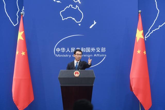 """蓬佩奥称新冠病毒为""""武汉冠状病毒""""我外交部予以谴责图片"""