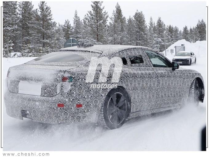 捷豹全新旗舰车曝光!换搭双电机,外观更大气,比奔驰S级还香?