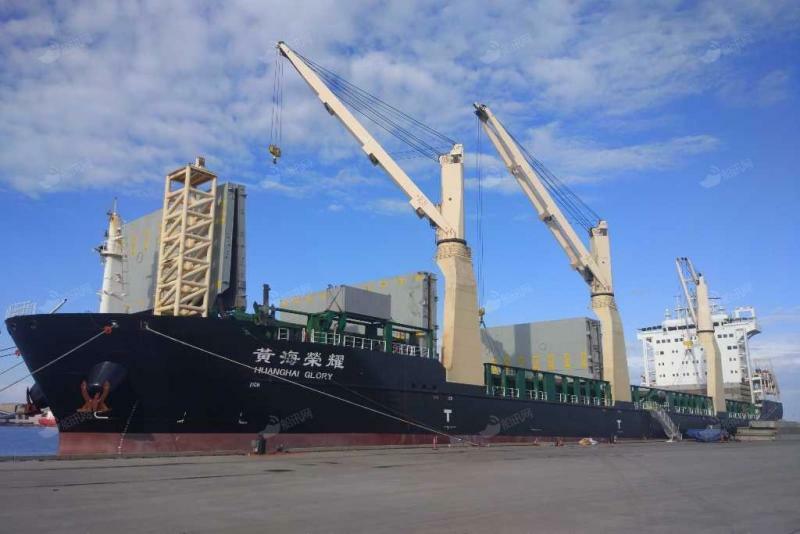 中国货轮在尼日利亚遇袭 中领馆协助成功营救图片