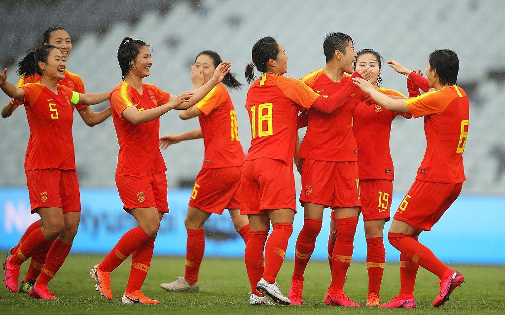 女足奧初賽敲定6月舉辦,中韓需各報兩個主場圖片