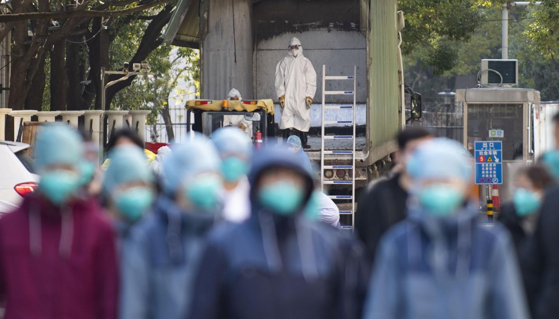 武汉医疗废物废水去哪儿了?环境部官员独家解读图片