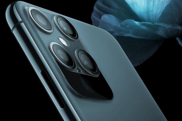 这张iPhone 12 Pro的设计图绝对会让你吃惊!五摄设计