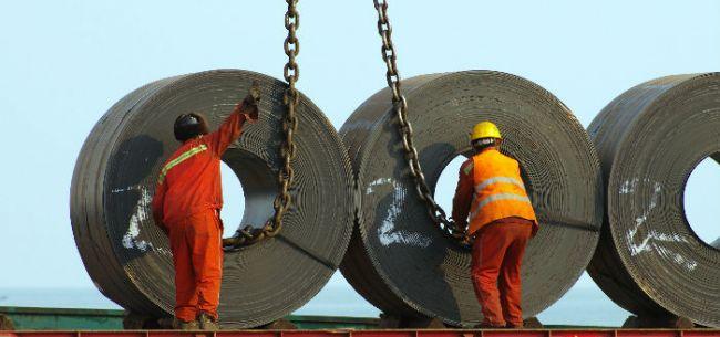 越南钢铁北进:中国进口量猛增25倍背后