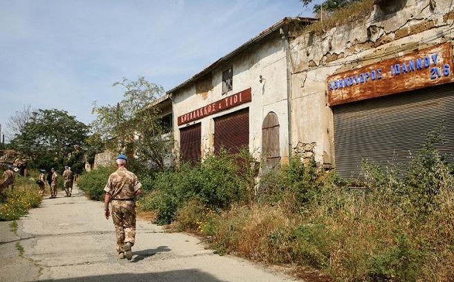 联合国驻塞浦路斯维和部队出现首例新冠肺炎病例