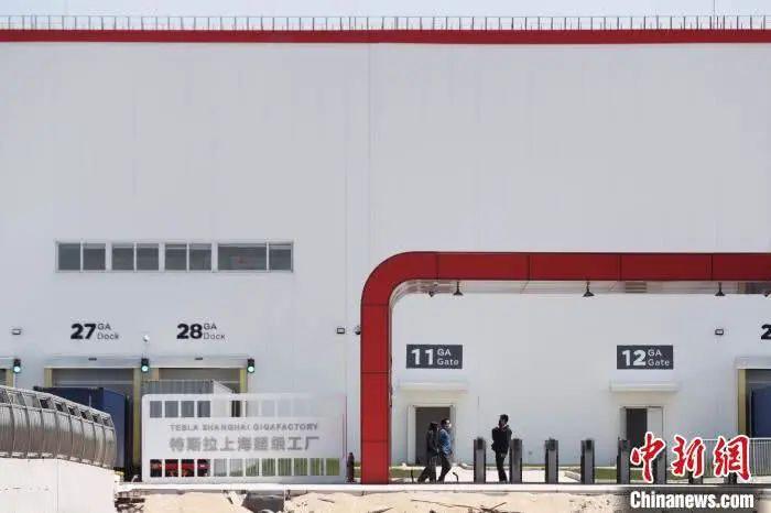 特斯拉Model3全系产品将在中国生产 长续航版预计6月起开始交付