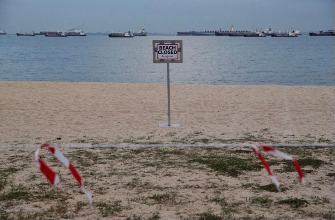 △图片源自新加坡媒体《海峡时报》