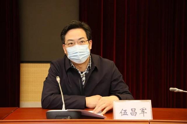 湖北松滋市委书记感染新冠肺炎期间 市长敢于担当拟被重用图片