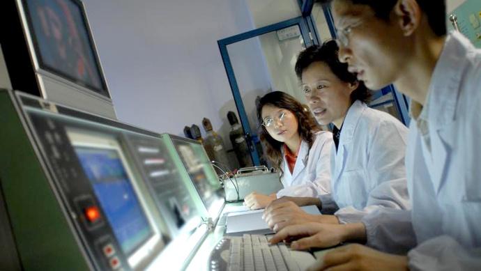 导弹仿真专家张励:她参与研制的装备,在新中国成立70周年阅兵式上受阅图片