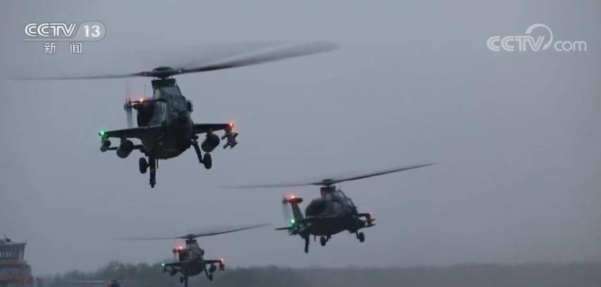 陆军:直升机跨昼夜飞行 提升模块化作战水平图片