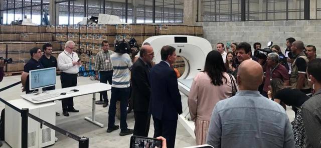 【摩天代理】万里中国制造1摩天代理6台CT运图片