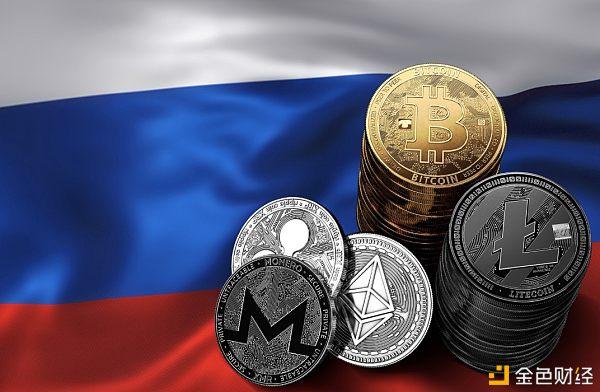 冠状病毒爆发期间 俄罗斯加密货币交易量增长超5%