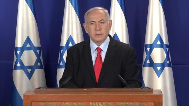 △以色列总理内塔尼亚胡