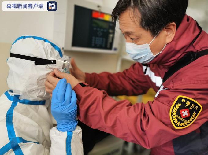 △中国援塞医疗队