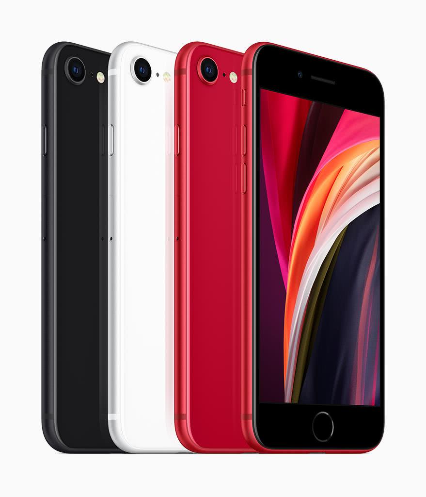 苹果发布iPhone SE 配备手机最强芯片售价3299元