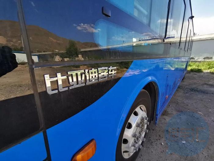 比亚迪再亮杀手锏 最新款纯电动公交车呼之欲出