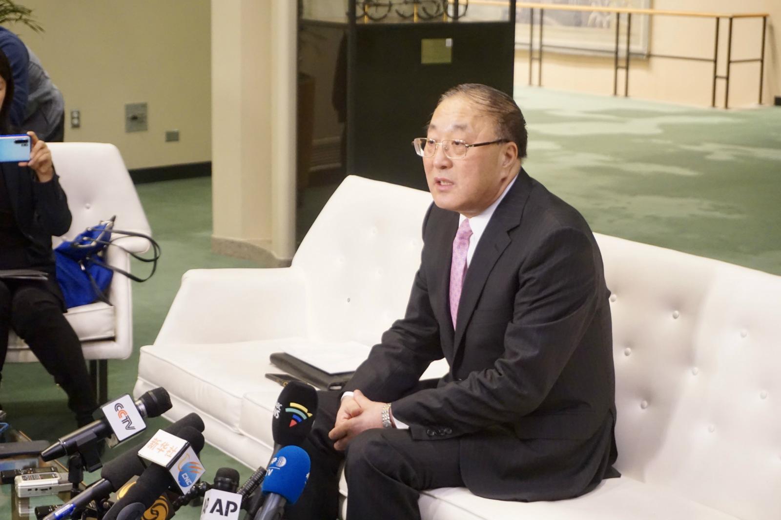 摩天注册,中国坚定支持联合国摩天注册和世卫组图片