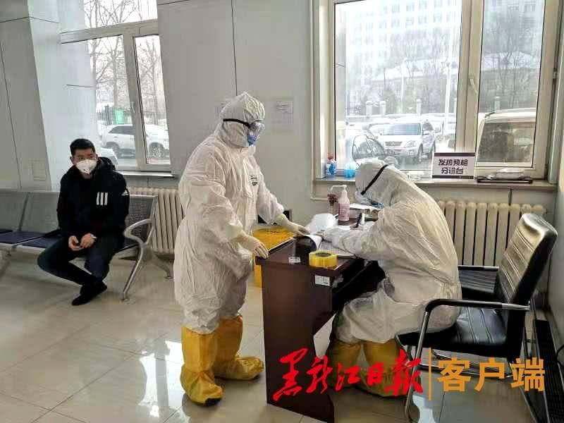 哈尔滨发生院内感染致数十患者无法透析?患者家属:医院已重新安排透析图片