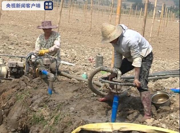 财政部、应急管理部向云南紧急下拨1亿元中央防汛抗旱补助资金图片