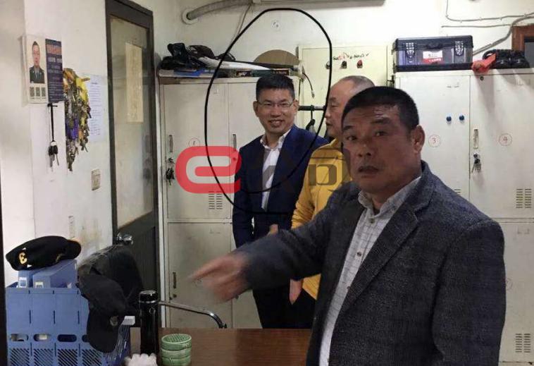 中电电机创始人翻墙偷拍被抓个正着 警方:案件在调查中