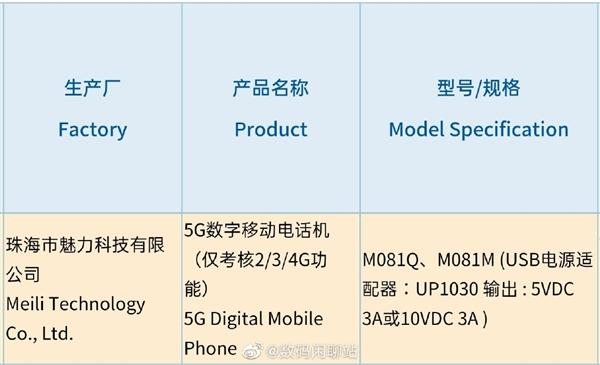 魅族17 5G旗舰15日发布:售价3999起、独角兽配色确认
