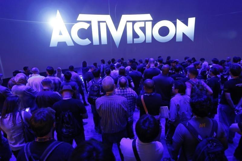 经典游戏《现代战争2》重制上线 动视暴雪一季度股价跑赢标普