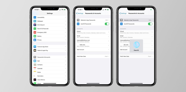 iOS 14钥匙串密码管理增强 加入更多1Password功能