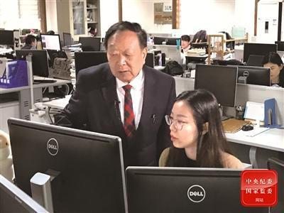 兴我家邦——专访院士李德仁图片
