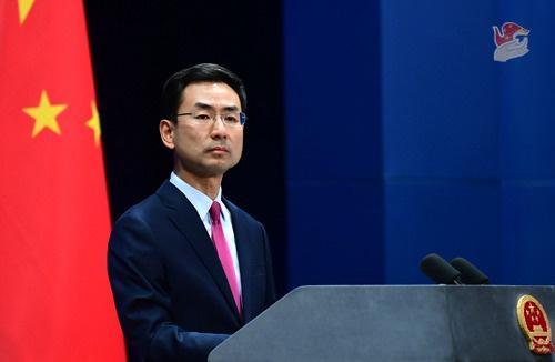 苏里州竟因疫情起诉摩天登录中国外交部回,摩天登录图片