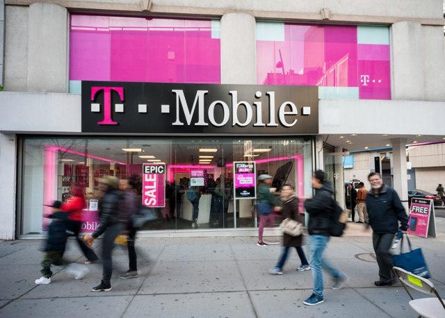 T-Mobile美国更新网络扩展计划 Sprint老客户很快将能用上低频5G服务