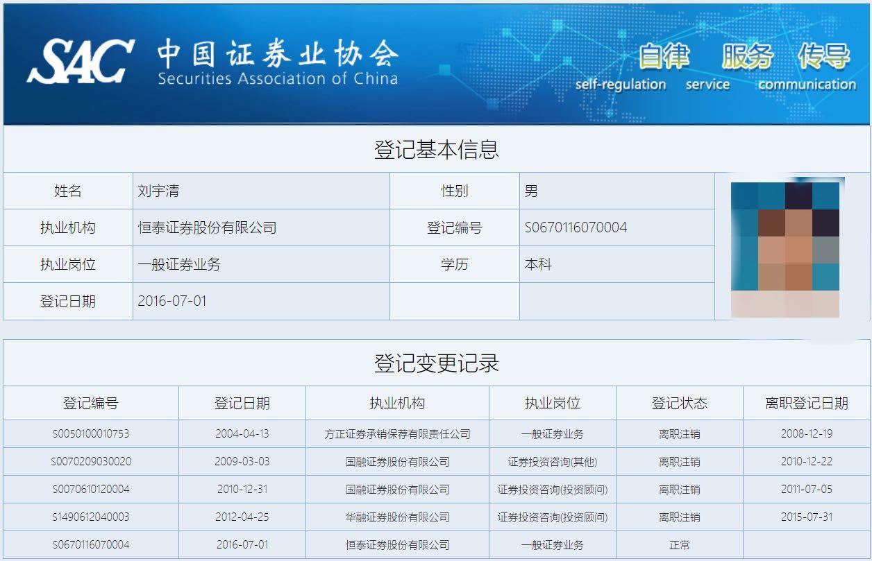什么人 需要配资 恒泰证券北京一营业部负责人吃红牌 违规配资遭重罚