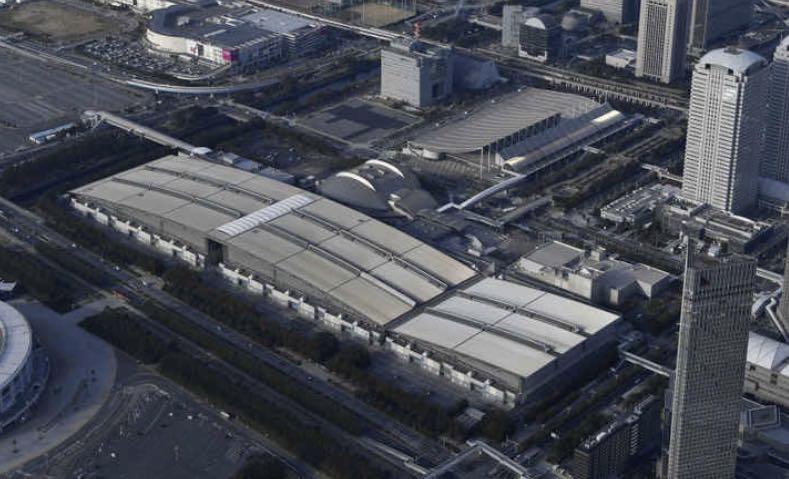 日本拟将奥运场馆用作临时医院 5月中旬完成改造
