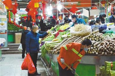 自然科学点青海消费市场随春回自然科学暖——复图片