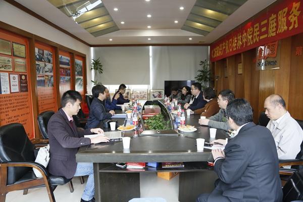 桂林中院:充分开展知识产权宣传 助力企业复工复产图片