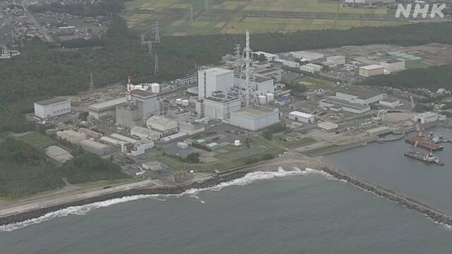 东海第二核电站(NHK)