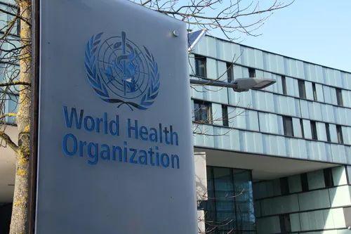 这是1月22日拍摄的瑞士日内瓦世界卫生组织总部外景。新华社记者 刘曲 摄