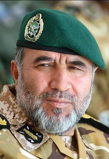 △图为伊朗军队陆军总司令海达里