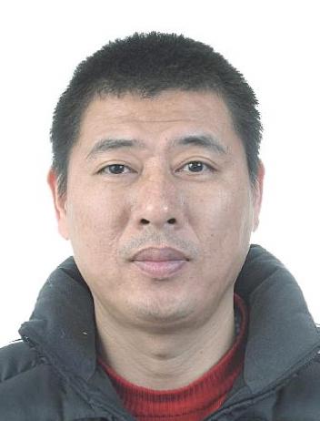 犯罪怀疑人李勇志照片
