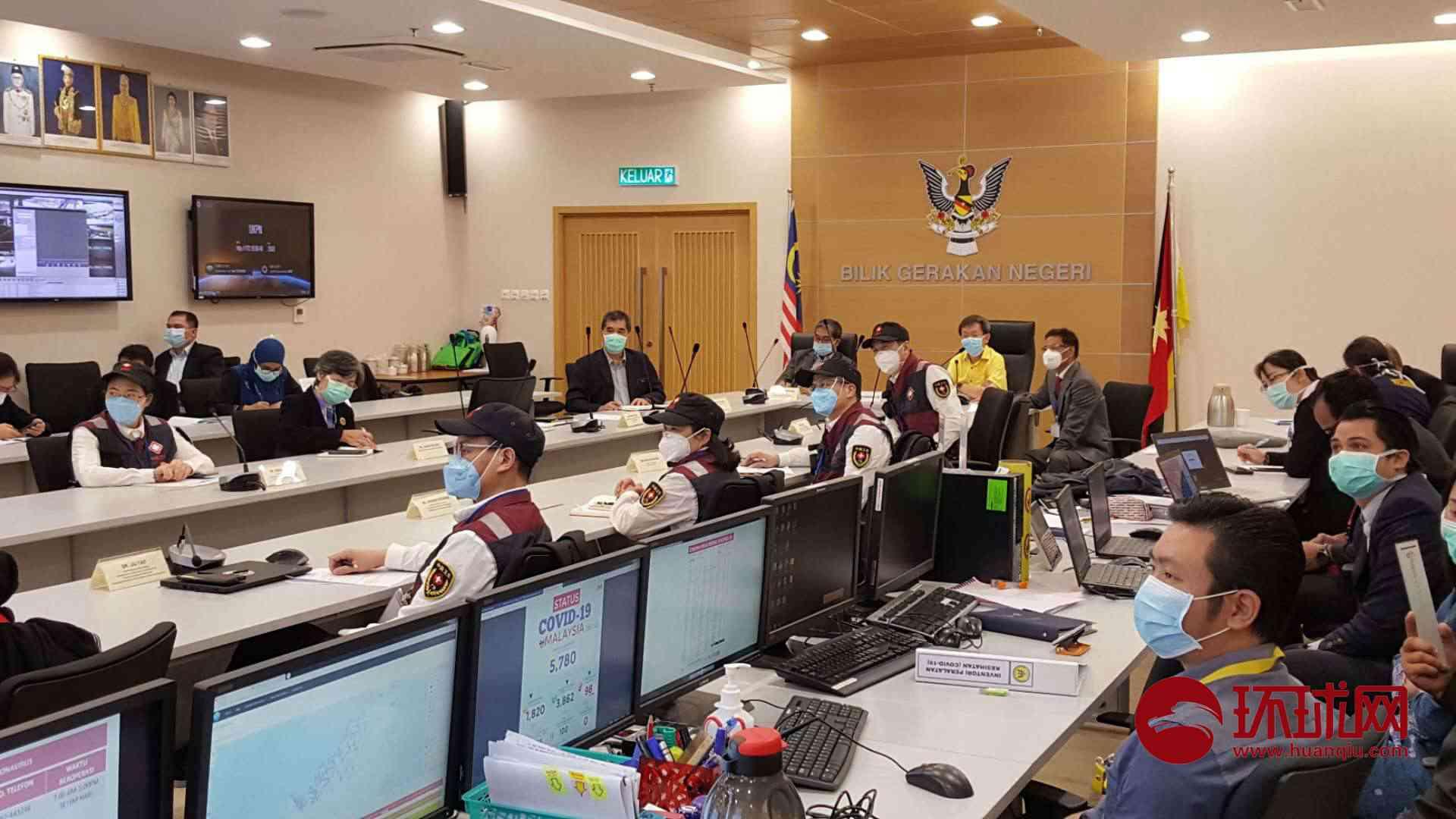 高德注册,赴马医疗组组长高德注册谈马来西亚疫图片