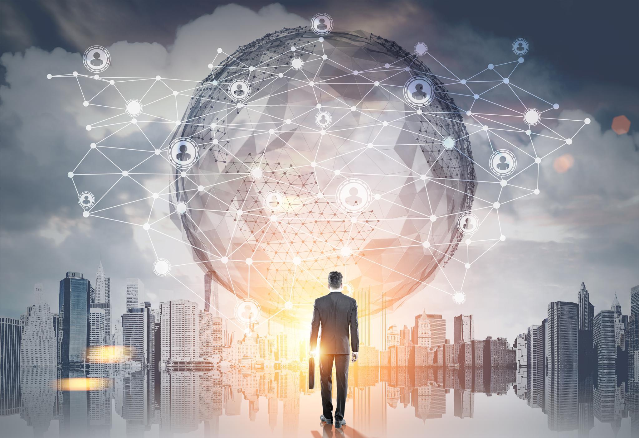 """数字化时代,如何让公司变成""""人才联盟""""?"""