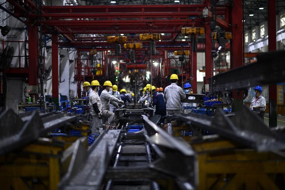东风商用车车辆工厂4月将达成日产720辆目标